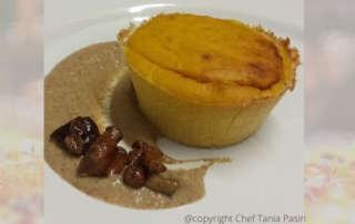 Le ricette di Agrichef Tania: Flan di Zucca