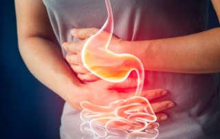 Difficoltà Digestiva,Gonfiore